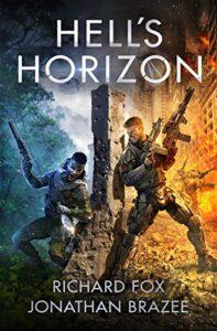 HELL'S HORIZON E-BOOK COVER