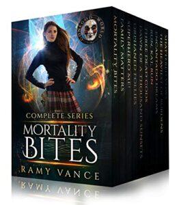 Mortality Bites e-book cover
