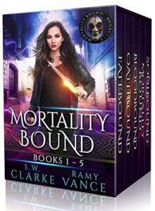 MORTALITY BOUND COMPLETE BOXED SET E-BOOK COVER