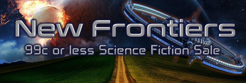 New Frontiers sci-fi banner