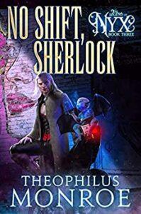 NO SHIFT SHERLOCK E-BOOK COVER