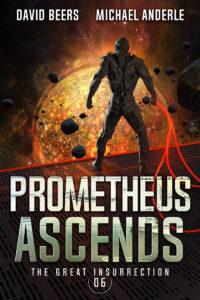 Prometheus Ascends e-book cover