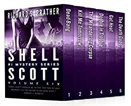 Shell Scott PI VOLUME 6 E-BOOK COVER