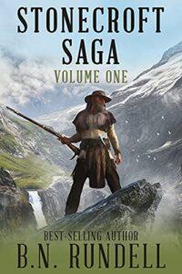 STONECROFT SAGA VOLUME ONE E-BOOK COVER