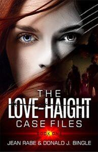 THE LOVE HAIGHT CASE FILES E-BOOK COVER
