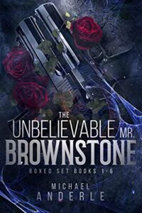 The Unbelievable Mr. Brownstone omnibus one e-book cover