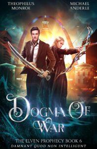 DOGMA OF WAR E-BOOK COVER