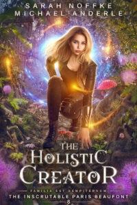 Holistic Creator e-book cover