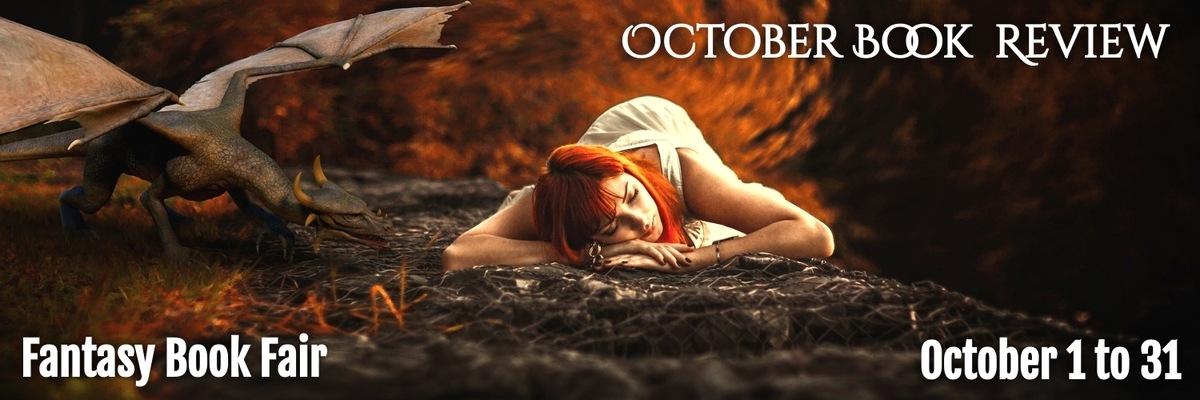 October Book review Book fair banner