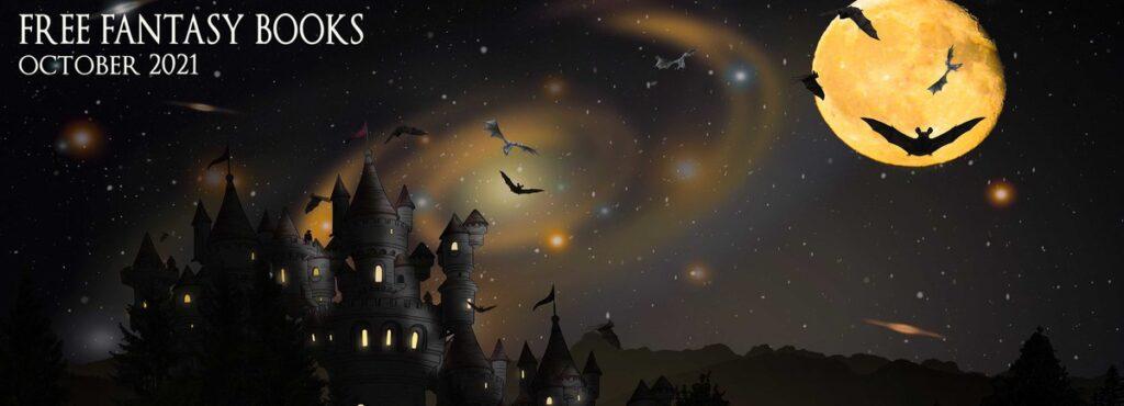October free fantasy book promo banner