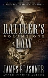 Rattler's Law e-book cover