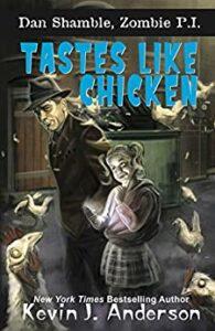 Taste Like Chicken e-book cover